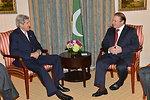 Secretary Kerry Meets With Pakistani Prime Minister Nawaz Sharif