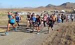 Success Lake hosts first-ever 5K trail run