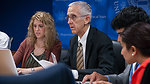 Special Envoy Stern Participates in a Facebook Chat