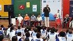 Global Cultural Ambassador Kareem Abdul-Jabbar Engages Youth