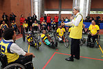 Secretary Kerry Addresses Wounded Veteran Cyclists