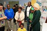 Dr. Jill Biden Meets With Staff and Children