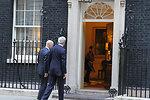 UK Foreign Secretary Hague Accompanies Secretary Kerry to No. 10 Downing Street