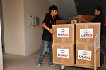 U.S. Provides Protective Gear to Help Prevent Disease Outbreaks