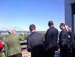 Viewing the Harahan Bridge