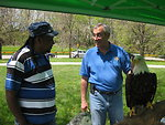 Tom Melius Talks about Eagles with Chicago participant