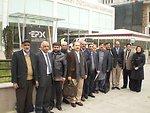 Delegates to Turkey under the Utility Exchange Program