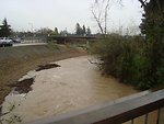 Napa rain storm tests new flood project