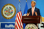 Secretary Kerry Holds a News Conference