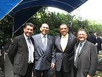 July 4th Celebration at U.S. Embassy in Honduras