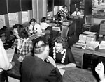 Office of Price Administration Board Office 1944 Oak Ridge