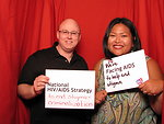 National HIV/AIDS Strategy to End Stigma and Criminalization. We're FACING AIDS to Help End Stigma.