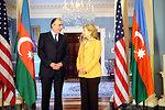 Secretary Clinton Meets With Foreign Minister of Azerbaijan
