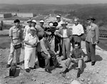 MGM Location Shots 1945 Oak Ridge