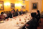 Assistant Secretary Blake Participates in a Working Lunch