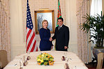UNGA 2009: Secretary Clinton Meets With Turkmenistan President