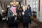 Secretary Clinton Holds Bilateral With Saudi Foreign Minister Saud Al Faisal