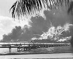 Spirited remembrance; Stealth bomber visits Pearl Harbor