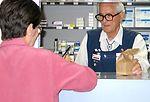 Pharmacy volunteer keeps history alive