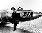 Capt. Yeager, Bell X-1A