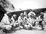 Pilots of the Tuskegee Airmen