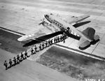 C-47, and 75th Troop Carrier Squadron