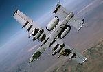 A-10 and OA-10 Thunderbolt IIs