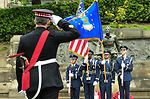 Liberty Airmen pay homage to fallen