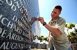 The Battle of Okinawa memorial