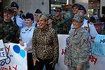 New York City salutes Air Force's birthday