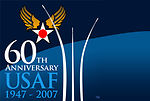 USAF 60th Anniversary 1947-2007