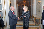Secretary Clinton Meets With Omani Foreign Minister Yusuf bin Abdullah