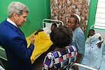 Secretary Kerry Meets With Two Women Helped By USAID-Funded Fistula Clinic in Kinshasa