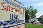 Water Safety Trailer at Safetyville USA
