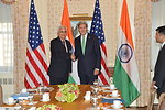 Secretary Kerry Meets With Indian External Affairs Minister Khurshid