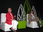 Ambassador Pascual Moderates a Green Solutions Panel