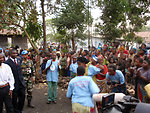 Behind the Scenes: Mugunga IDP Camp