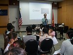 American Center and USAID host Debate Club on Higher Education