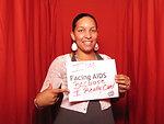 I'm FACING AIDS because I really care!