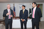MoU Signing Ceremony between USAID and APF at Islamabad on April 18, 2012