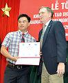Field Epidemiology Training Program Graduation