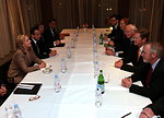 Secretary Clinton Holds a Bilateral Meeting With German Foreign Minister Westerwelle