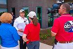 June 3, EPA Administrator Lisa Jackson interviews with ABC News crew
