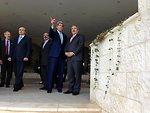 Secretary Kerry and Jordanian Foreign Minister Judeh Survey Jordan's Landscape