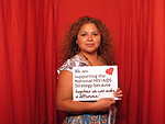 We are supporting the National HIV/AIDS Strategy because together we can make a difference!