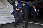 Ethiopian Ambassador Gebre-Christos Welcomes Secretary Kerry to Addis Ababa
