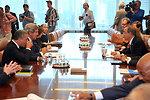 Secretary Kerry Meets With UN Secretary General Ban Ki-moon