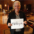Administrator Gina McCarthy Recycles