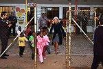 Dr. Jill Biden Plays With South African Children