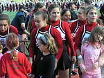 I took this photograph of the Rye High School, Rye, New York, cheerleaders at the 2006 Rye Harrison football game.